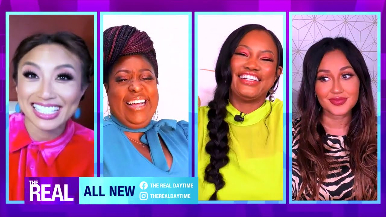 Wednesday on 'The Real': The Best of #GirlChat