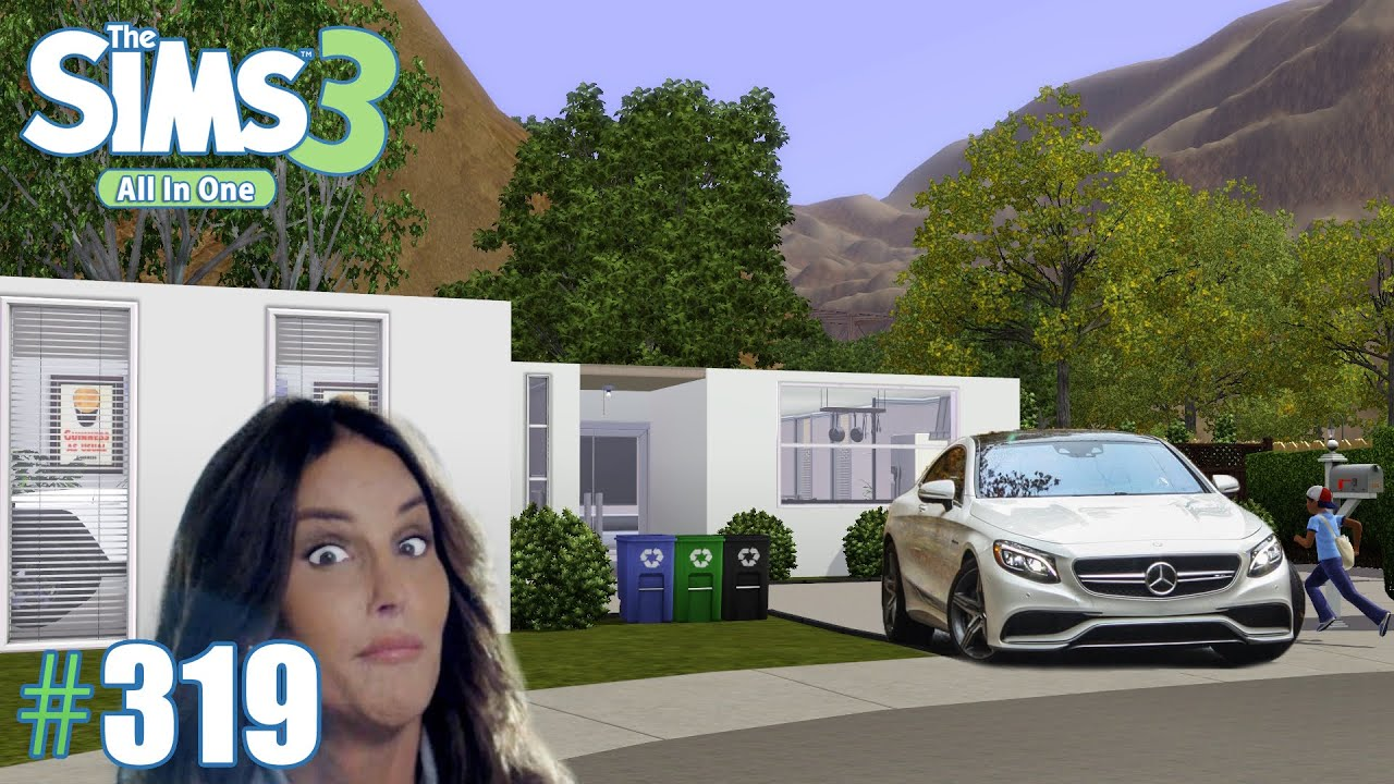 cars caitlin jenner the sims 3 part 319 youtube. Black Bedroom Furniture Sets. Home Design Ideas