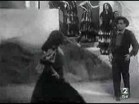 manolo caracol - la niña de fuego 1947 (baila lola flores)