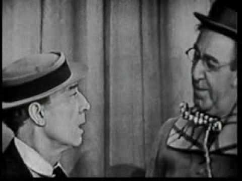 Ed Wynn introduces Buster Keaton