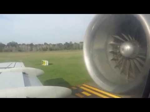 LADE F-28-1000(C) - Flight From Mar Del Plata (MDQ) To San Carlos De Bariloche (BRC), Argentina