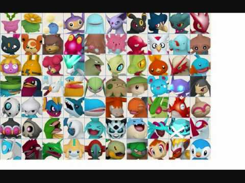 pokepark wii all pokemon and passwords youtube. Black Bedroom Furniture Sets. Home Design Ideas