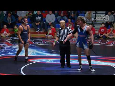 Wrestler of the Match: Shikellamy @ Selinsgrove, 1-19-17