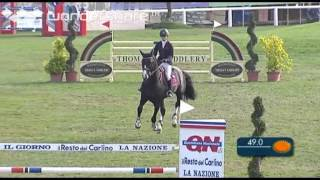 Arezzo Grand Prix final BALTIMORE 1178  MALIN BARYARD JOHNSSON