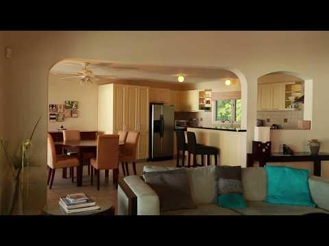 Seascapes an affordable 4 BR villa in Dawn Beach Estates, St.Maarten