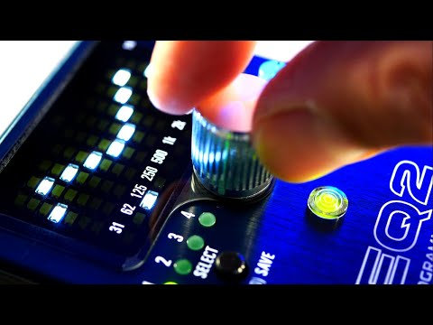 EQ2 Programmable Equalizer: The Ultimate Tone Sculptor