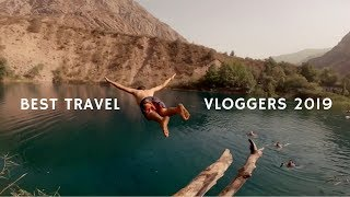 Best Travel Vloggers in 2019 | TOP 5 Channels to Watch!