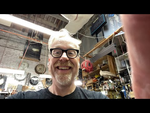 Adam Savage's Live Builds: Ghostbusters Gizmo Kit!