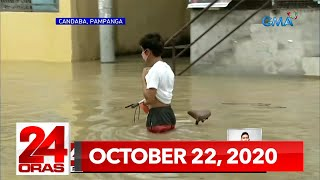 24 Oras Express: October 22, 2020 [HD]
