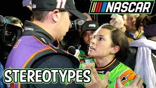 NASCAR Stereotypes: Drivers