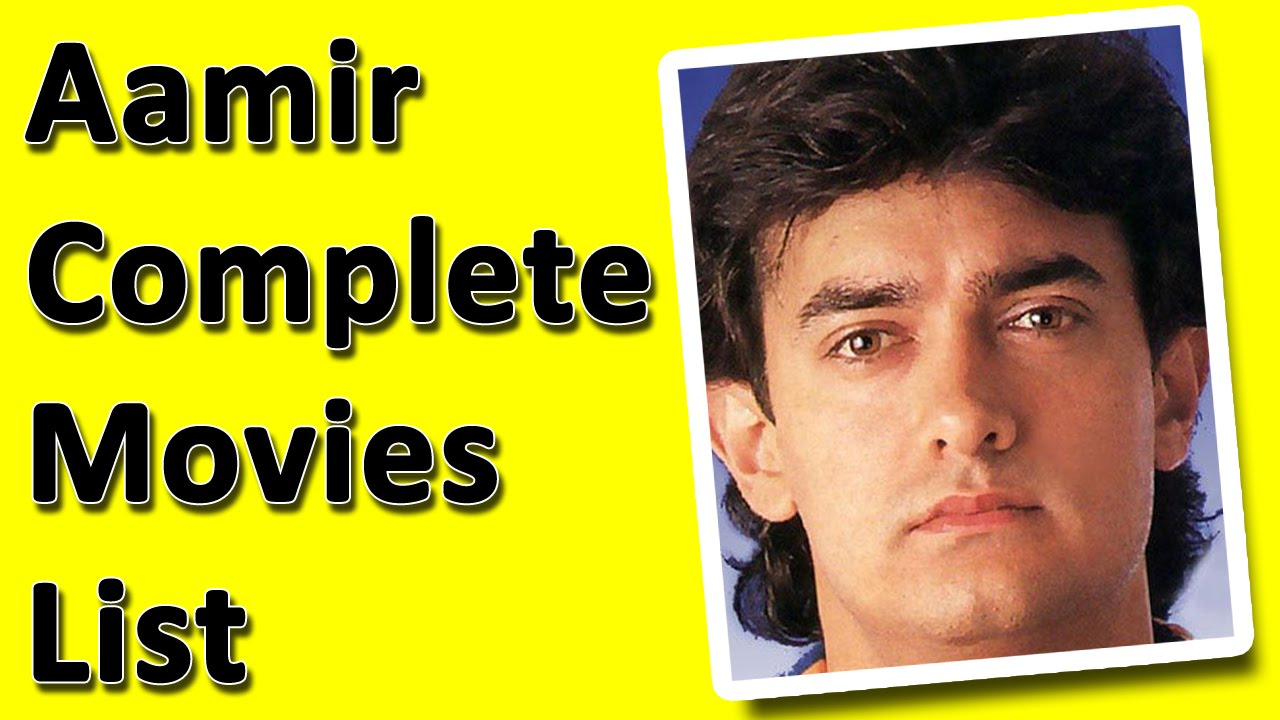 Aamir Khan Best Movies
