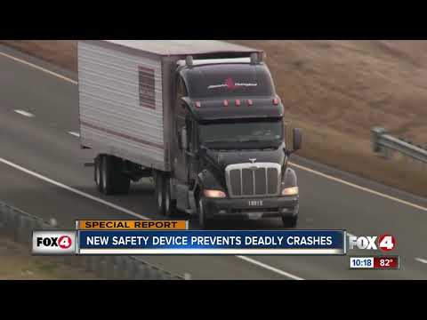 Crash test intensifies call for side bumpers on tractor-trailers