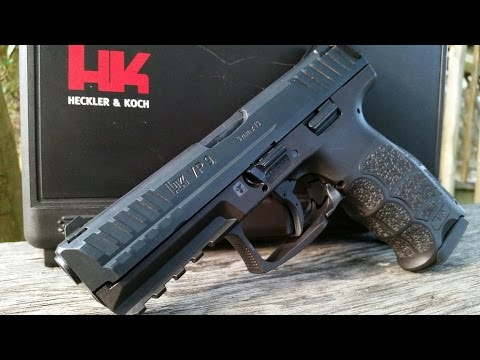 HK VP9 Review.The Perfect People's Pistol?
