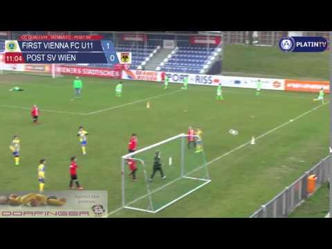 Highlight - First Vienna FC U11 / Post SV Wien am 26.03.2016 11:24