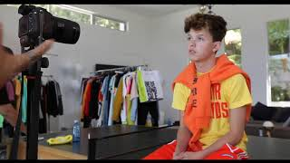 jacob sartorius - Skateboard (official Music video)