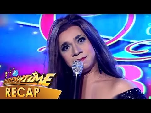 It's Showtime Recap: Contestants in their wittiest and trending intros - Special