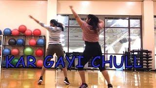 Stutee and Annwesha: Ladki Beautiful Kar Gayi Chull Bollywood Hip Hop Dance Choreography