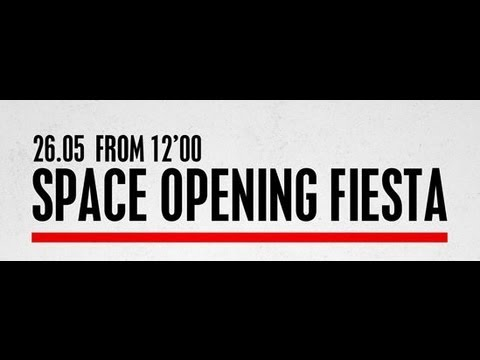 Space Ibiza Opening Party 2013 Promo Teaser