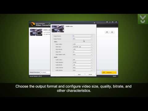 Wise Video Converter - Convert videos of multiple formats - Download Video Preview