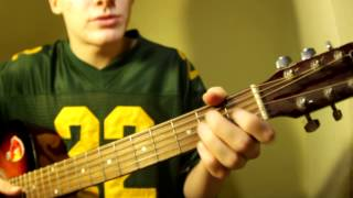 Урок 3. Как быстро переставлять аккорды. Am Dm E.