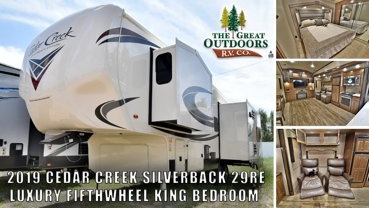 small resolution of  wiring diagrams on 2019 forest river cedar creek silverback 29re luxury fifth wheel rv on