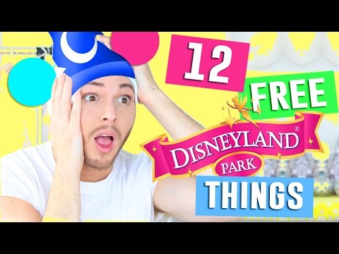 12 Free Things at Disneyland | Free Character Signed Photo, Parking, Buttons and More!