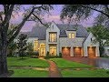 French Country-Inspired Home in Houston, Texas