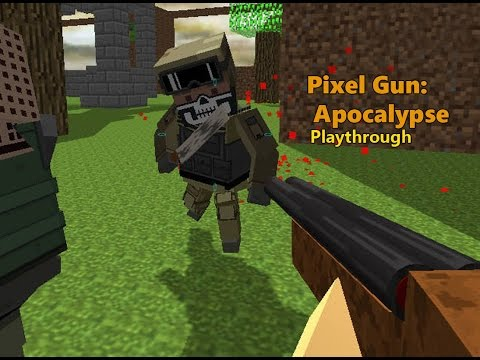 Pixel Gun: Apocalypse (PC Browser Game)