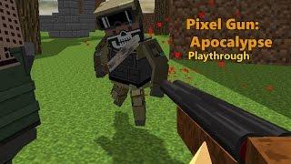 Pixel Gun: Apocalypse (PC browser game)