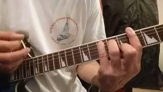 Игра на гитаре. Урок 150. Рюмка водки на столе.