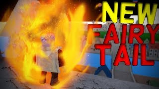 Roblox New Fairy Tail Game! - Roblox Magic Revelations (Revamped Fairy taill Revelations)