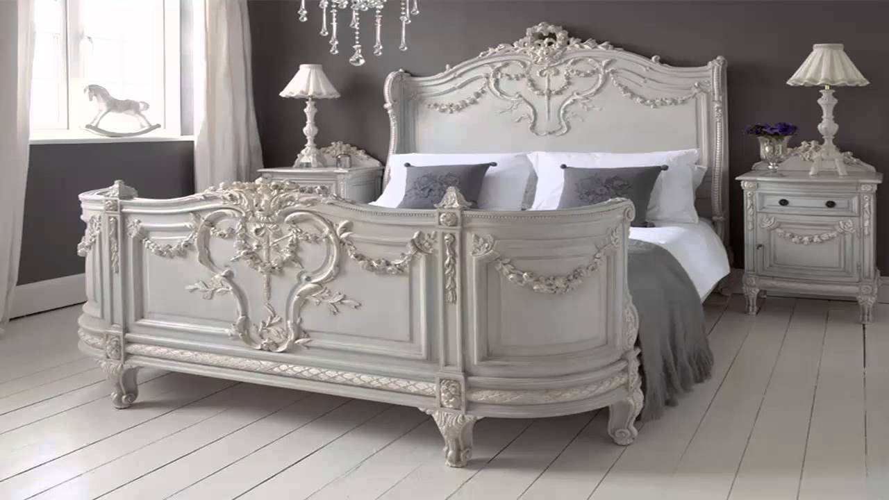 French style bedrooms     - YouTube