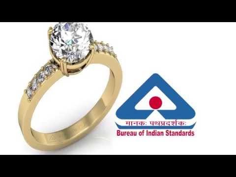 Gold Hallmarking by BIS (Bureau of Indian Standards)