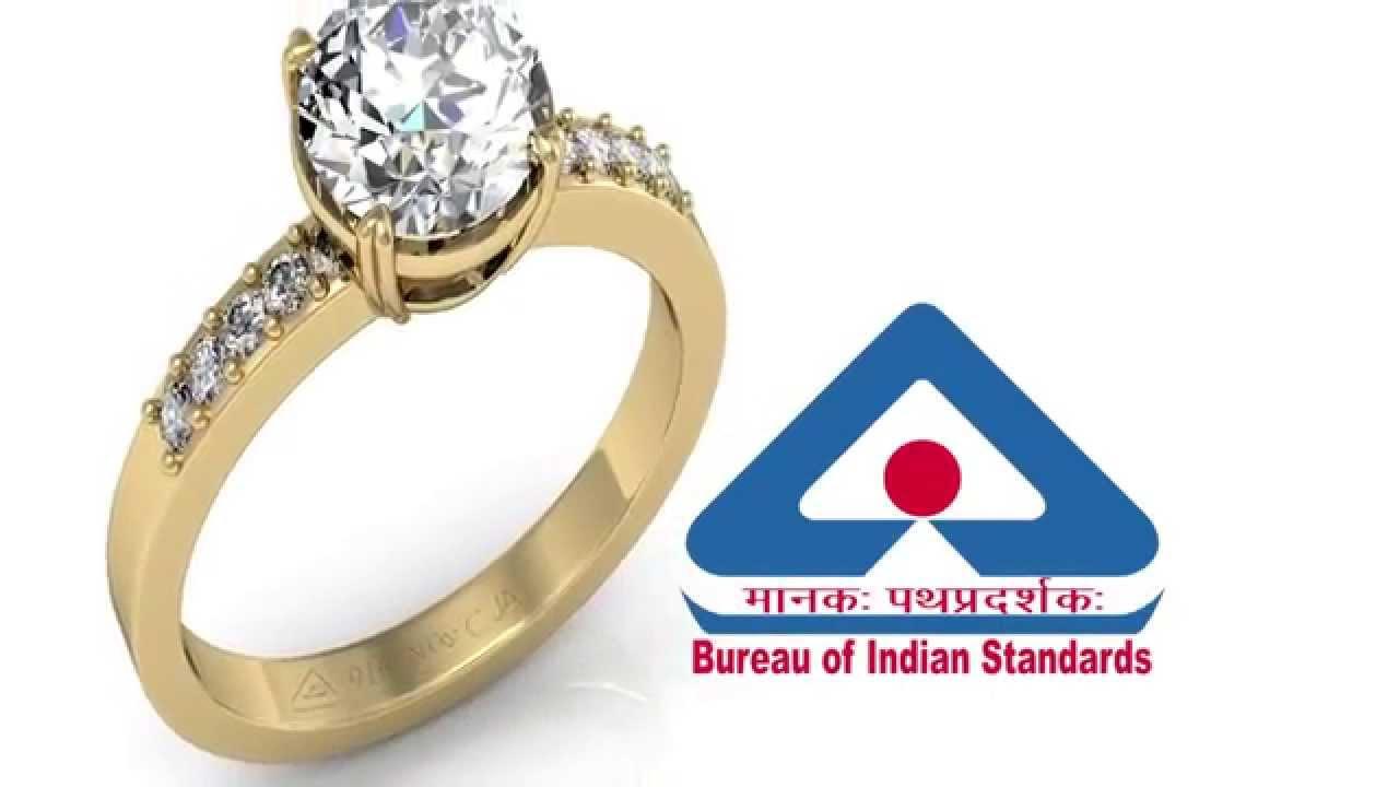 Gold Hallmarking By Bis Bureau Of Indian Standards Youtube