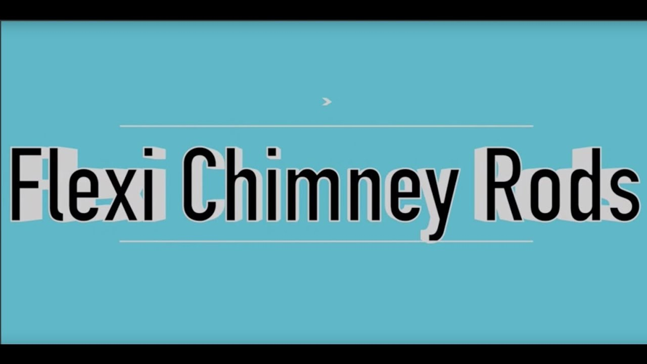 Flexible Chimney Rods For Wood Burner Stove Chimney