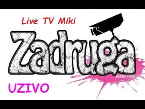 Zadruga Uzivo - © TV Pink -  Uzivo Zadruga Live  24 H
