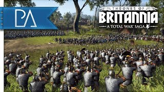 SIEGE OF PHILOSOPHY: QUALITY VS QUANTITY - Thrones of Britannia: Total War Saga