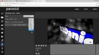 How to make an Intro for Youtube Videos with Panzoid!