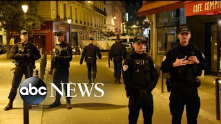 New details on the knife attack in central Paris