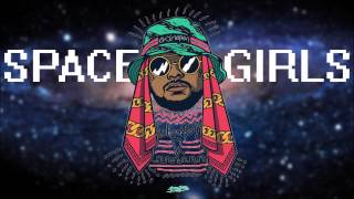 Free ScHoolboy Q Type Beat - Space Girls [Prod. by Ben Zayb]