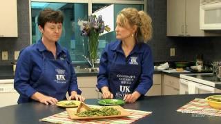 """Kentucky Proud """"plate It Up."""" Asian Asparagus Salad"""