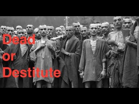 Dead or Destitute: Holocaust Survivors After World War 2 (Original Documentary)