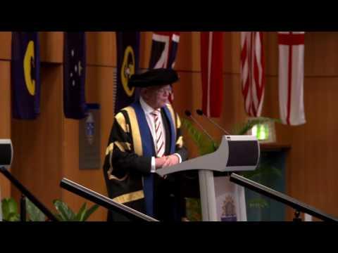 Bond University Graduation Ceremony February 2017 - Business & Law