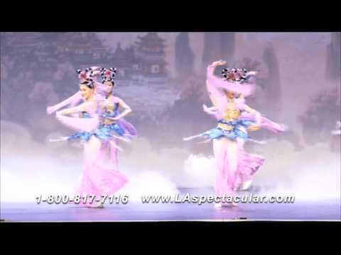 Shen Yun Performing Arts--Spring Tour 2009 in LA