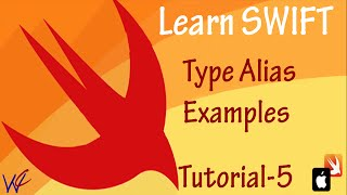 TypeAlias in Swift Programming - Tutorial 5