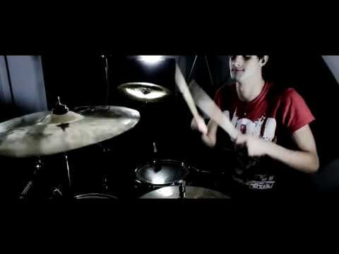 Asking Alexandria - Not The American Average ● [Drum Cover]