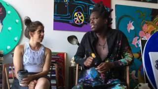 Art and Seeking: Talking to Bradley Theodore