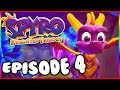 HIDDEN LEVEL | Spyro Reignited Trilogy Gameplay Walkthrough Part 4