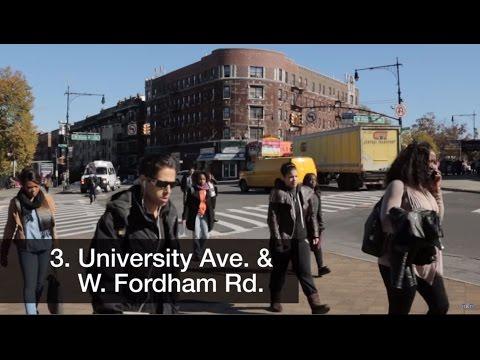 #3 - University Avenue & West Fordham Road - Most Dangerous Street Corners in the Bronx