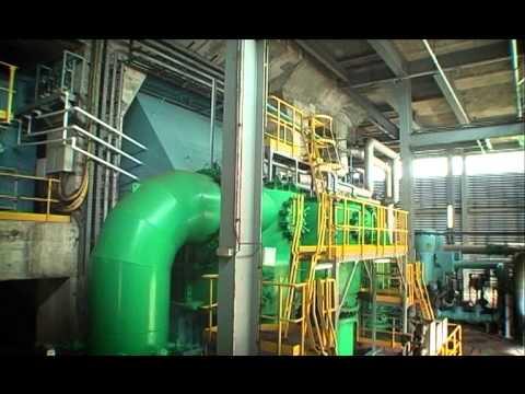Sultan Ismail Power Generation Plant Paka, Terengganu (TNB) (english version)